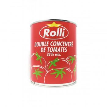 DOUBLE CONC.TOMATES  4/4 ROLLI