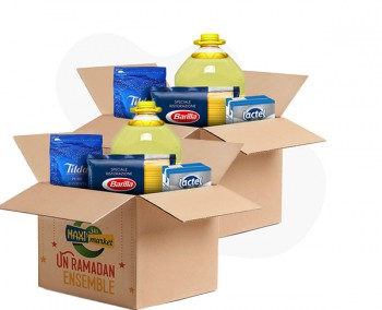 Kit Alimentaire - Formule Duo