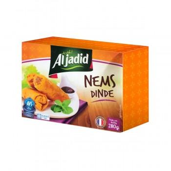 NEMS DE DINDE AL JADID 280G