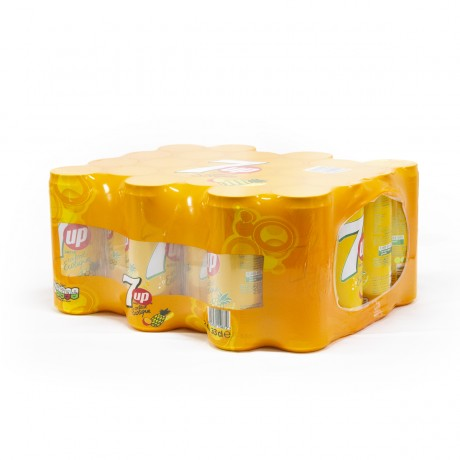 7UP TROPICAL  24 X 33CL