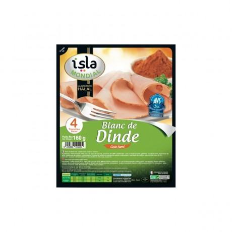 BLANC DE DINDE GOUT FUME TR 160G