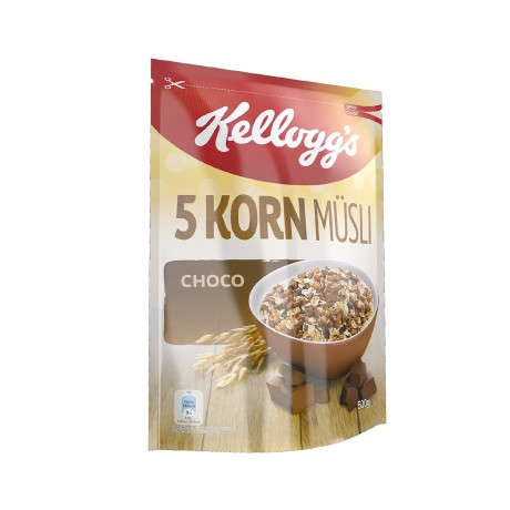 CEREALES KELLOG'S 5-KORN CHOCO 500G