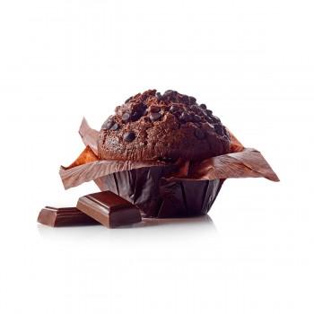 MUFFINS CHOCOLAT X4  300G