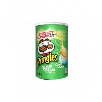 PRINGLES SOUR ONION 70G